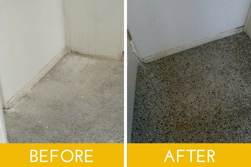 Terrazzo Floor Restore More Winter Haven FL - How to clean old terrazzo floors