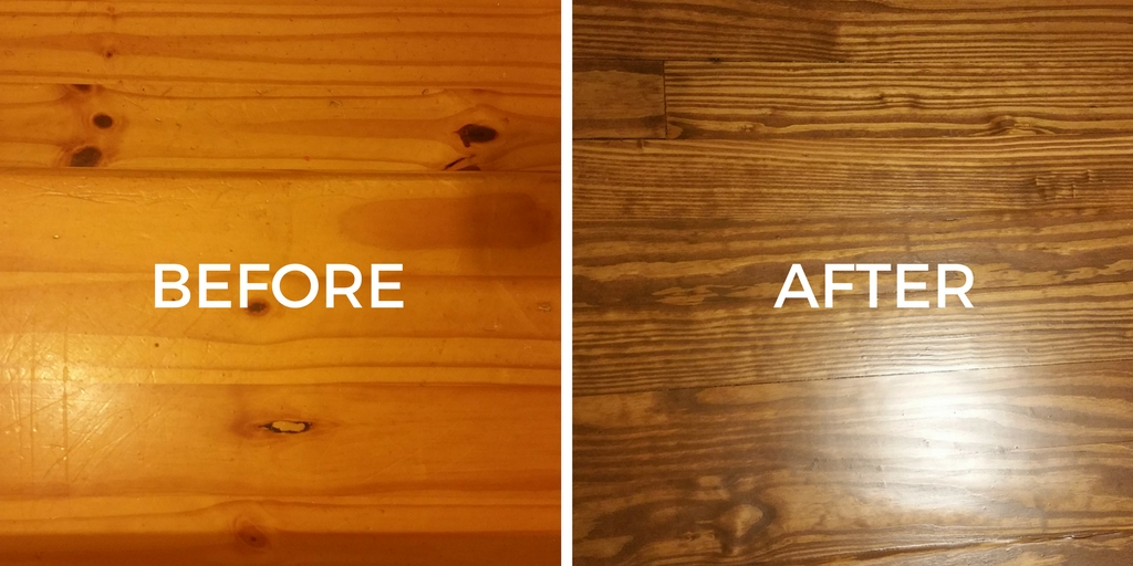Wood Floor Restoration Natural Stain My Floor Restore