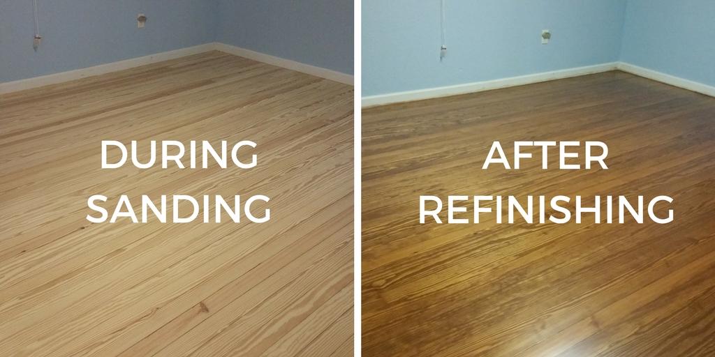 Wood Floor Restoration Natural Stain My Floor Restore