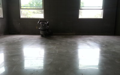 Residential Concrete Polishing for a Modern Look