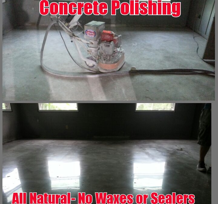 Commercial Concrete Polishing for Your Business