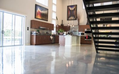 10 Tips for Maintaining Your Polished Concrete Floor