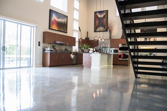 Floor Restore & More | Serving Central Florida | Polished Concrete Flooring