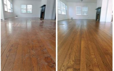 Floor Restore & More Now Serving Lakeland: Hardwood Floor Restoration