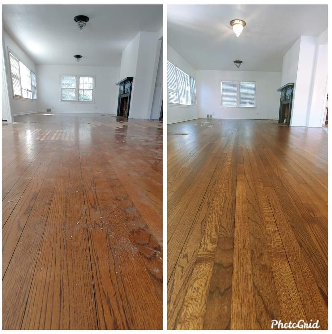Floor Restore & More | Now Serving Lakeland: Hardwood Floor Restoration