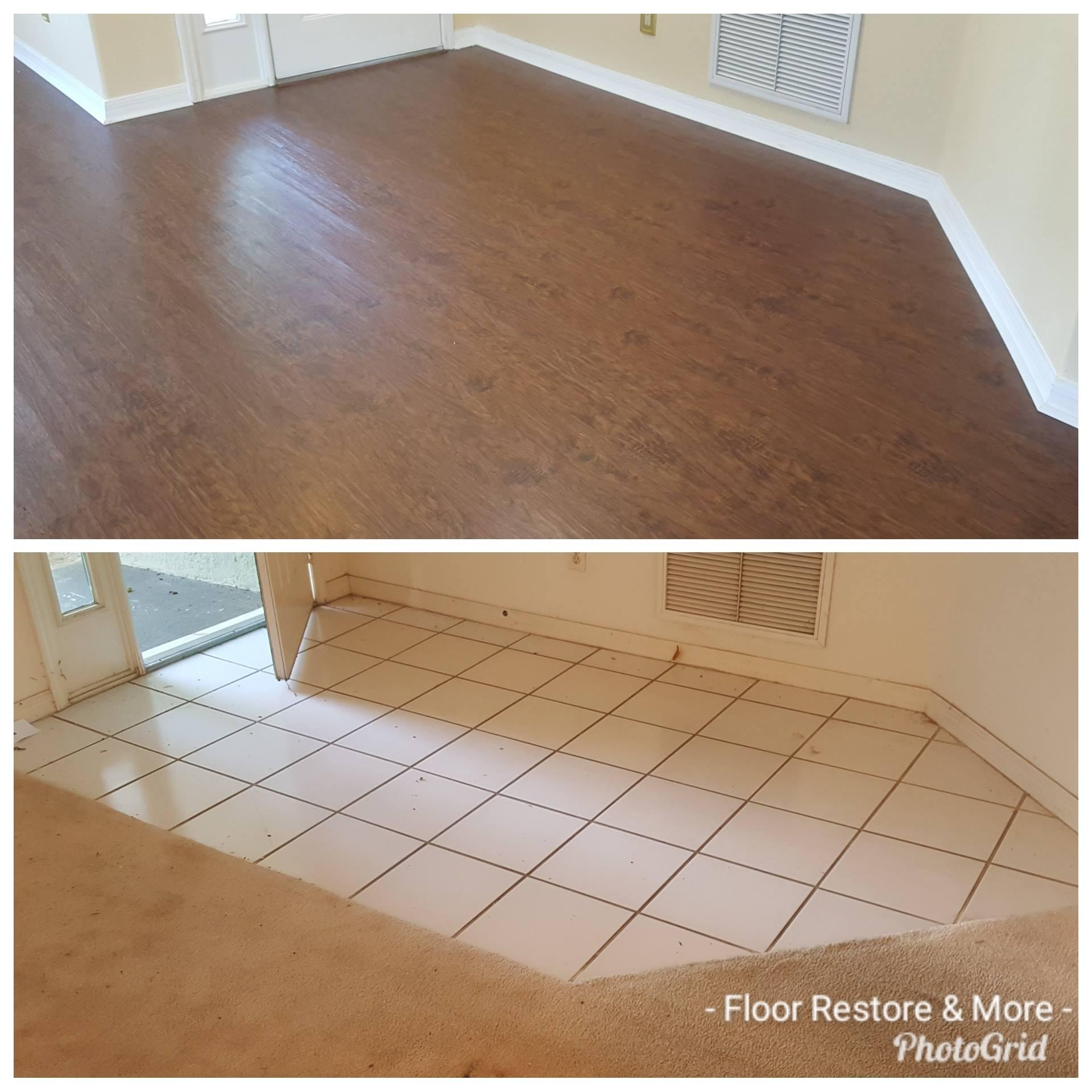 Floor Restore & More   Flooring Removal Services in Lakeland